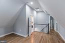 Loft with option for Bedroom #5 (3rd Level) - 1516 44TH ST NW, WASHINGTON