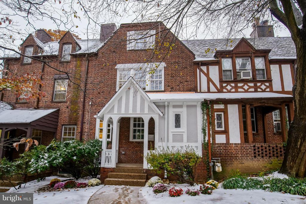 Charming Tudor-Style Home - 1516 44TH ST NW, WASHINGTON