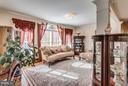 Living Room - 7202 GRAY HEIGHTS CT, ALEXANDRIA