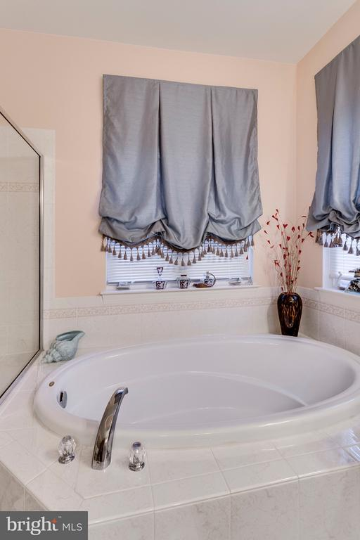 Master Bath - 7202 GRAY HEIGHTS CT, ALEXANDRIA