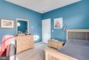 Bedroom 2 - 7202 GRAY HEIGHTS CT, ALEXANDRIA