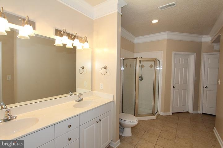 Master bathroom-Alt view - 507 SUNSET VIEW TER SE #308, LEESBURG