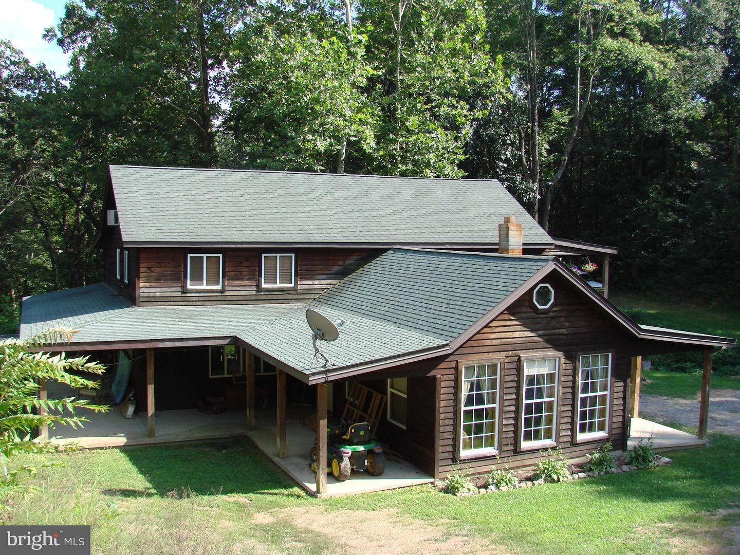 Photo of home for sale at 199 Hill Climb Road, Stanley VA
