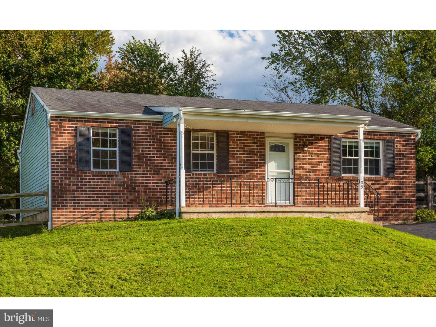 Photo of home for sale at 105 Phoenix Drive, Phoenixville PA