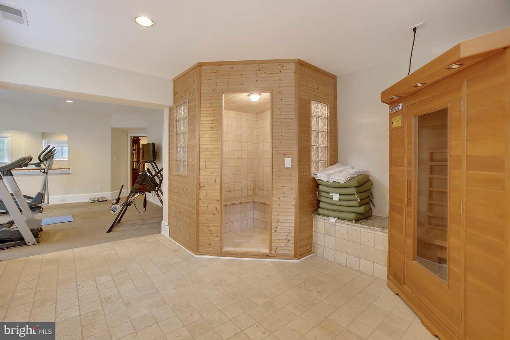 Sauna/steam room,gym - 22329 ROLLING HILL LN, GAITHERSBURG