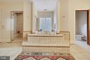Whirlpool, heated marble floors. - 22329 ROLLING HILL LN, GAITHERSBURG