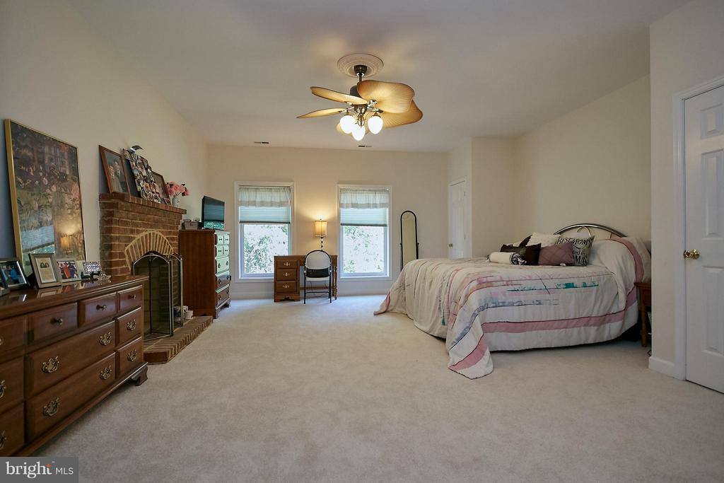 Master Bedroom with a Walk-in Closet and Two Add'l - 6515 MILLER DR, ALEXANDRIA