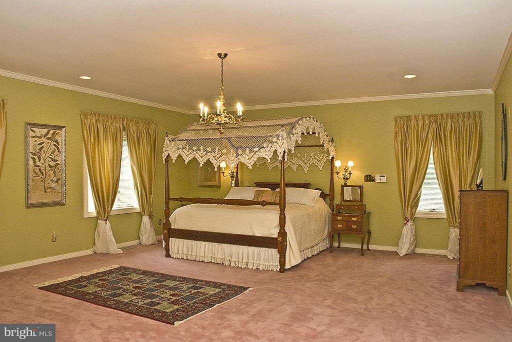 Bedroom (Master) - 9583 POSSUM HOLLOW DR, DELAPLANE