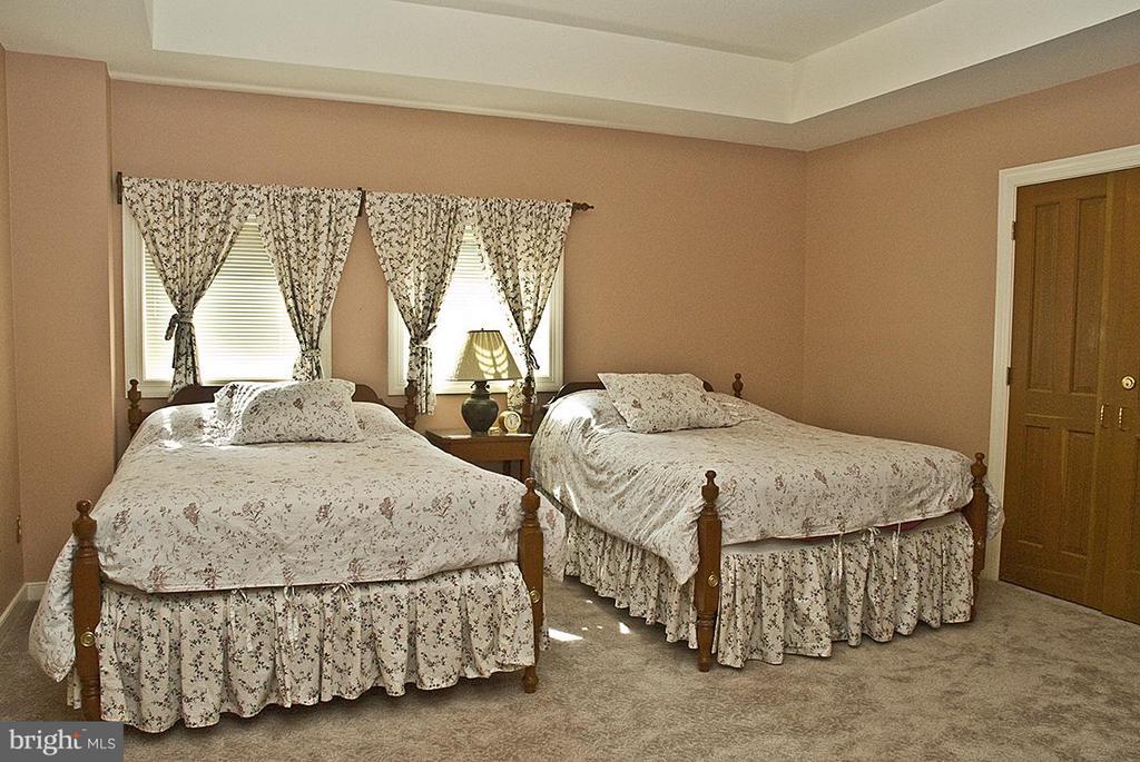 Bedroom - 9583 POSSUM HOLLOW DR, DELAPLANE