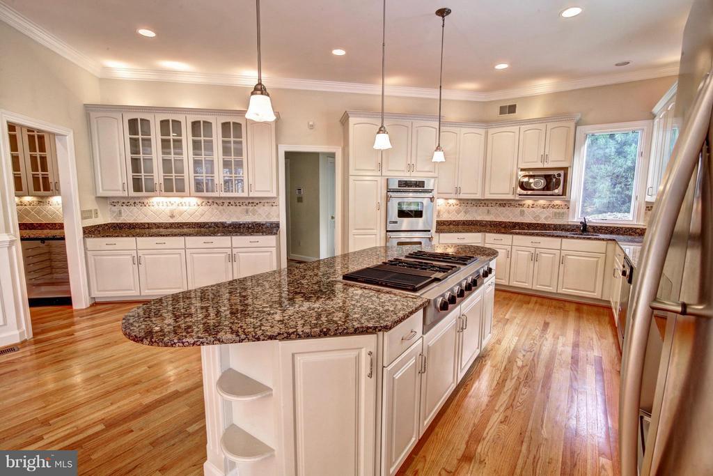 Kitchen - 7845 MONTVALE WAY, MCLEAN