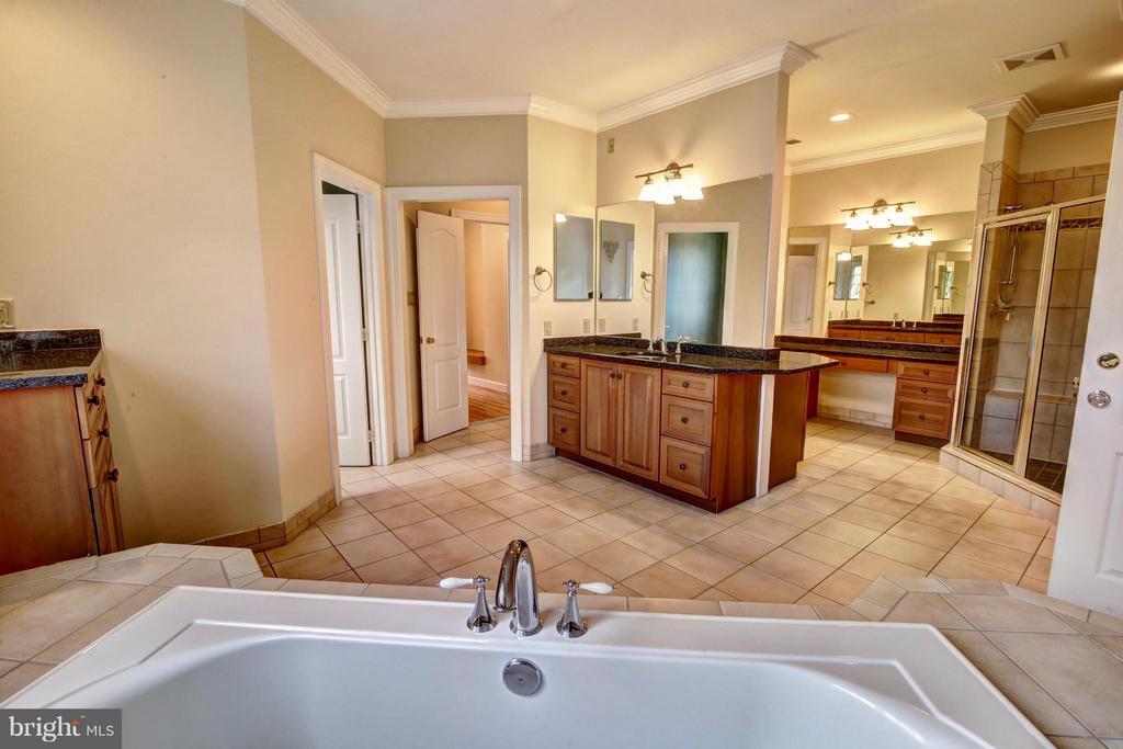 Bath (Master) - 7845 MONTVALE WAY, MCLEAN