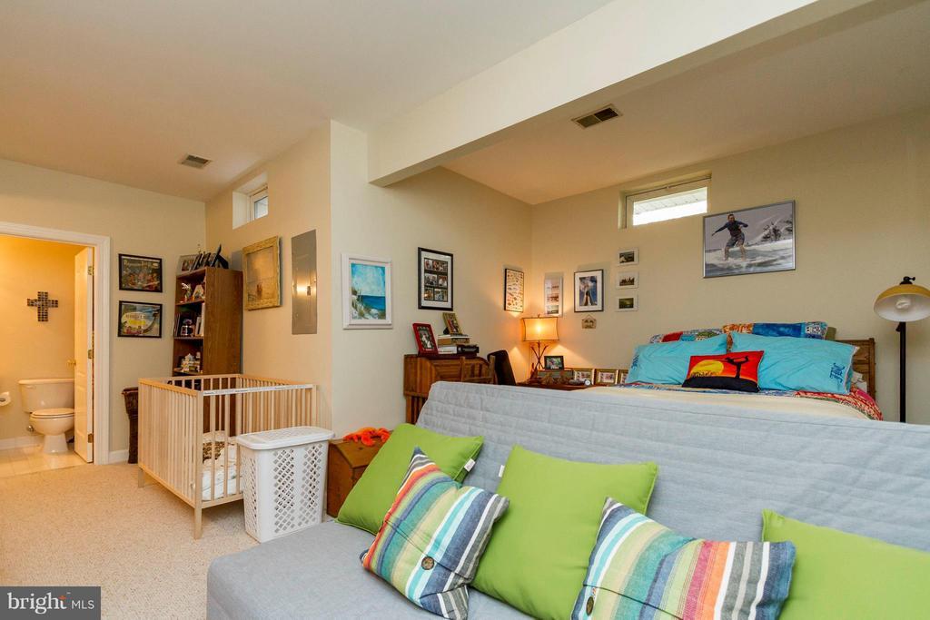 Lower Level Bedroom #4 - 382 MYRTLE PL, OCCOQUAN