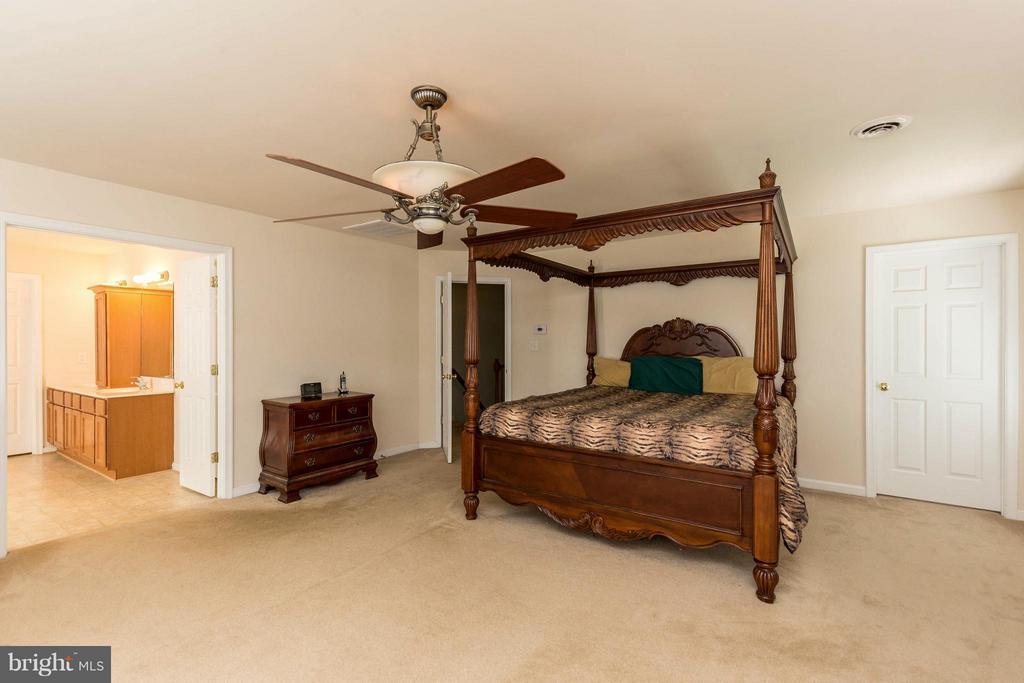 Bedroom (Master) - 228 WOOD LANDING RD, FREDERICKSBURG