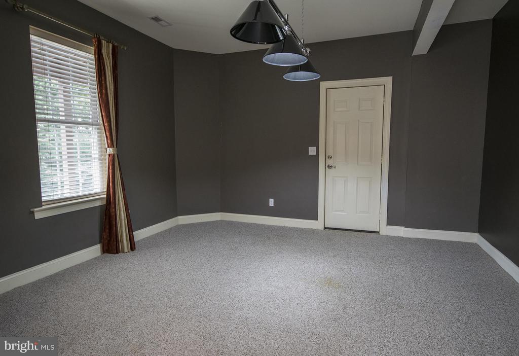 Lower Level Room - 3712 FAIRWAYS CT, FREDERICKSBURG