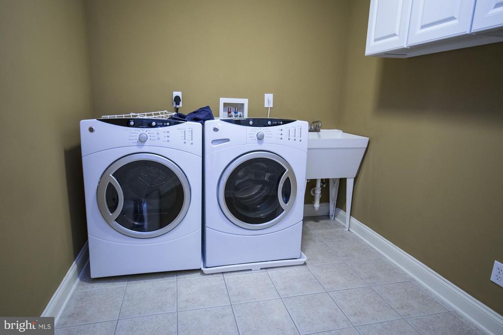 Laundry Room - 3712 FAIRWAYS CT, FREDERICKSBURG