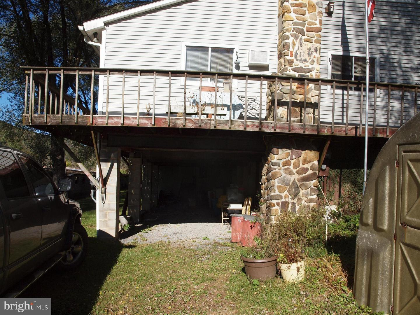 Photo of home for sale at 99 Cullers Run Rt 1, Mathias WV