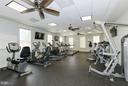 Community Exercise Room - 21007 ROCKY KNOLL SQ #103, ASHBURN