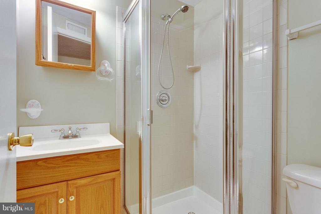 Lower Level Full Bath - 8738 ARLEY DR, SPRINGFIELD