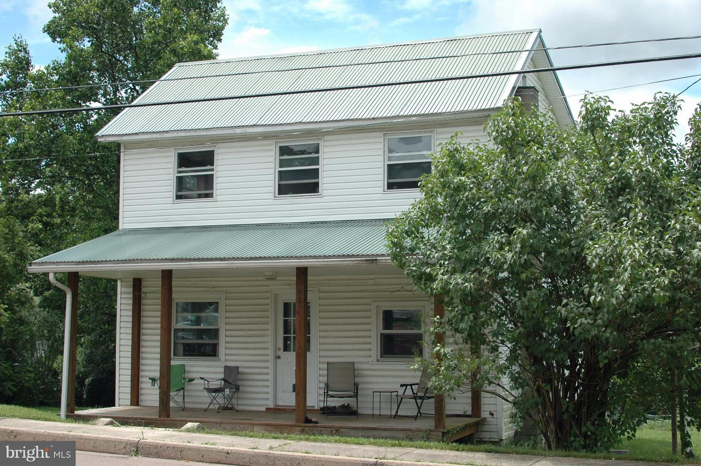 Photo of home for sale at 823 First Avenue, Friendsville MD