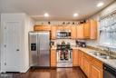 Kitchen - 6522 DEERSKIN DR, FREDERICKSBURG