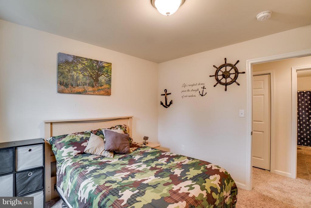 Bedroom - 6522 DEERSKIN DR, FREDERICKSBURG