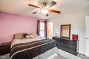 Bedroom (Master) - 6522 DEERSKIN DR, FREDERICKSBURG