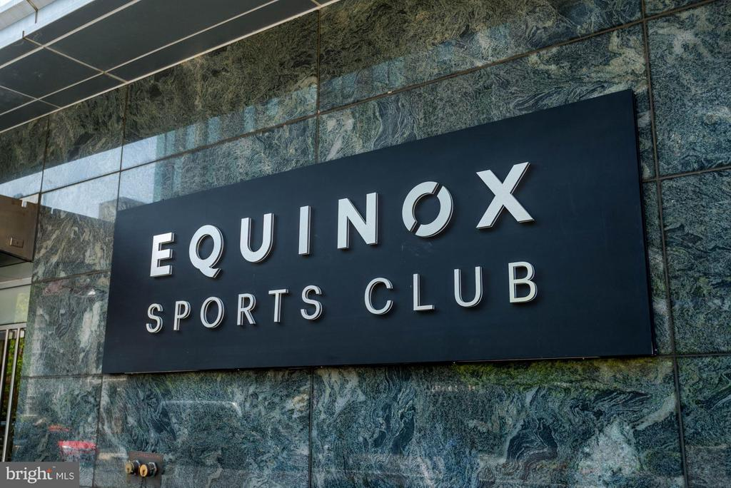 Direct connection to Equinox. - 1155 23RD ST NW #4E, WASHINGTON