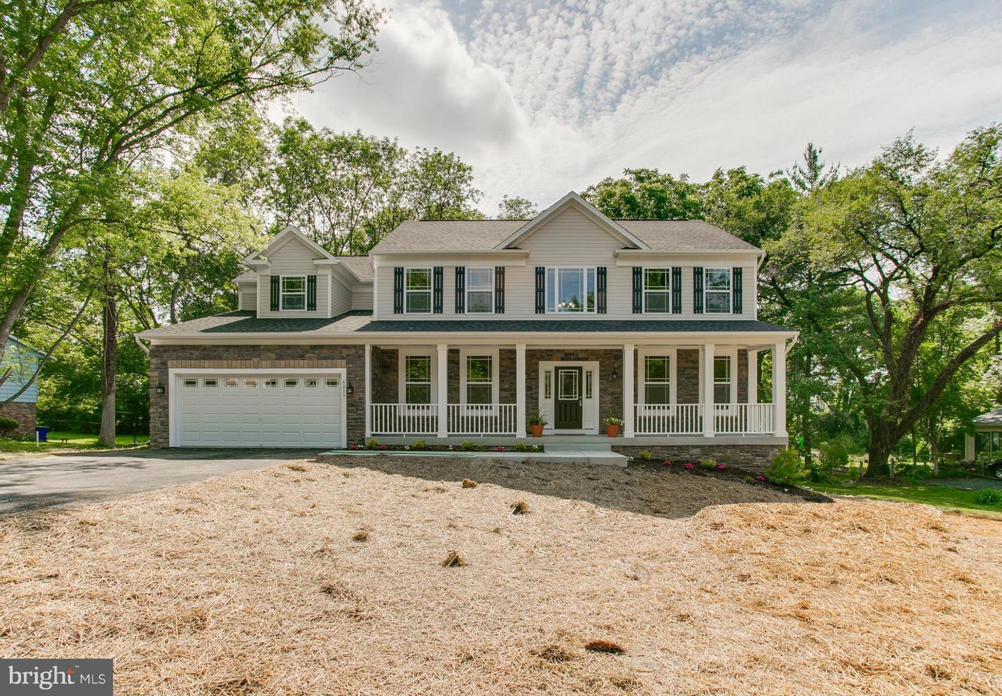Single Family Home for Sale at Lot 7 Phelps Lane Lot 7 Phelps Lane Hanover, Maryland 21076 United States