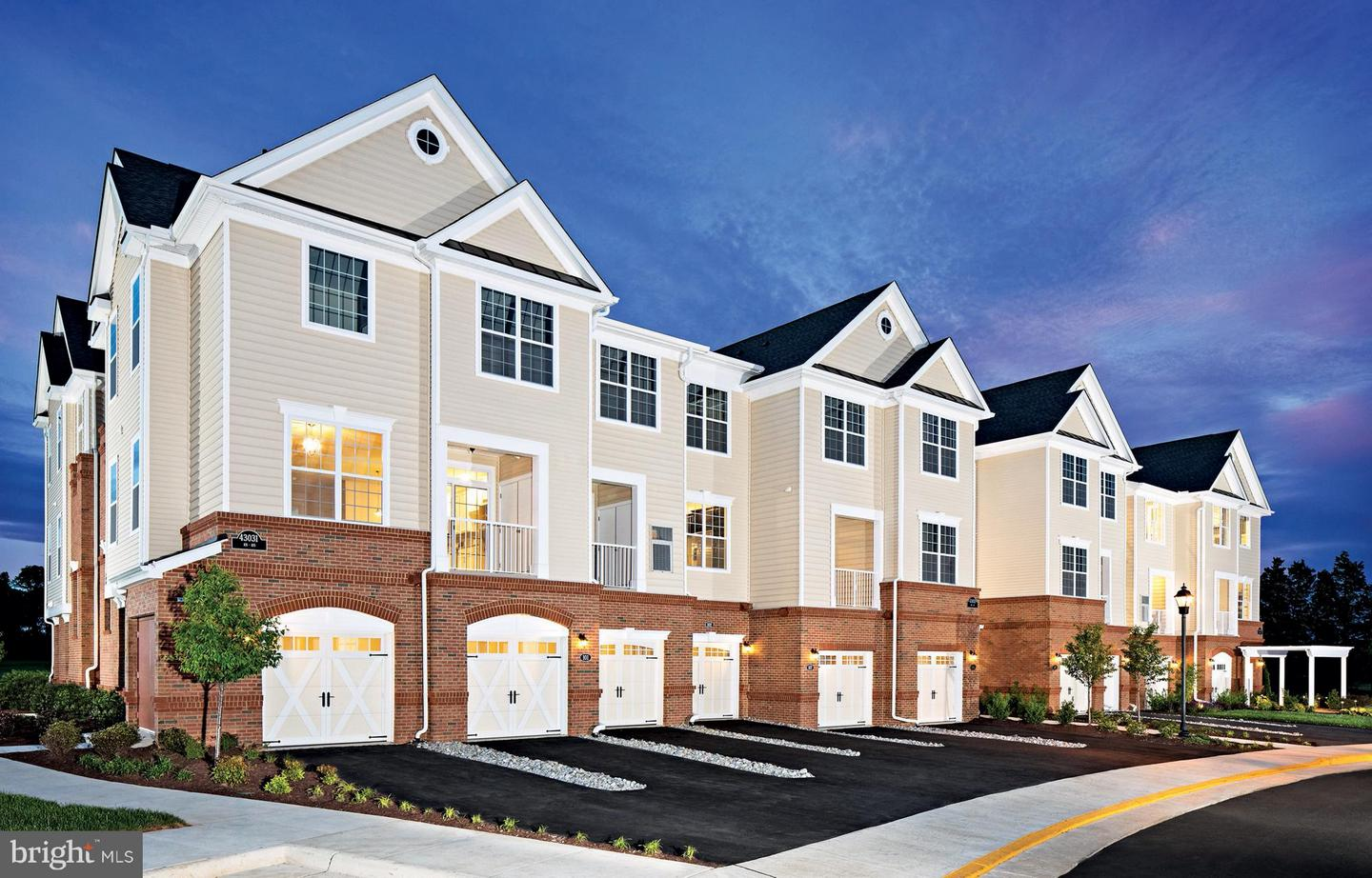 Single Family for Sale at 23230 Milltown Knoll Sq #105 Ashburn, Virginia 20148 United States