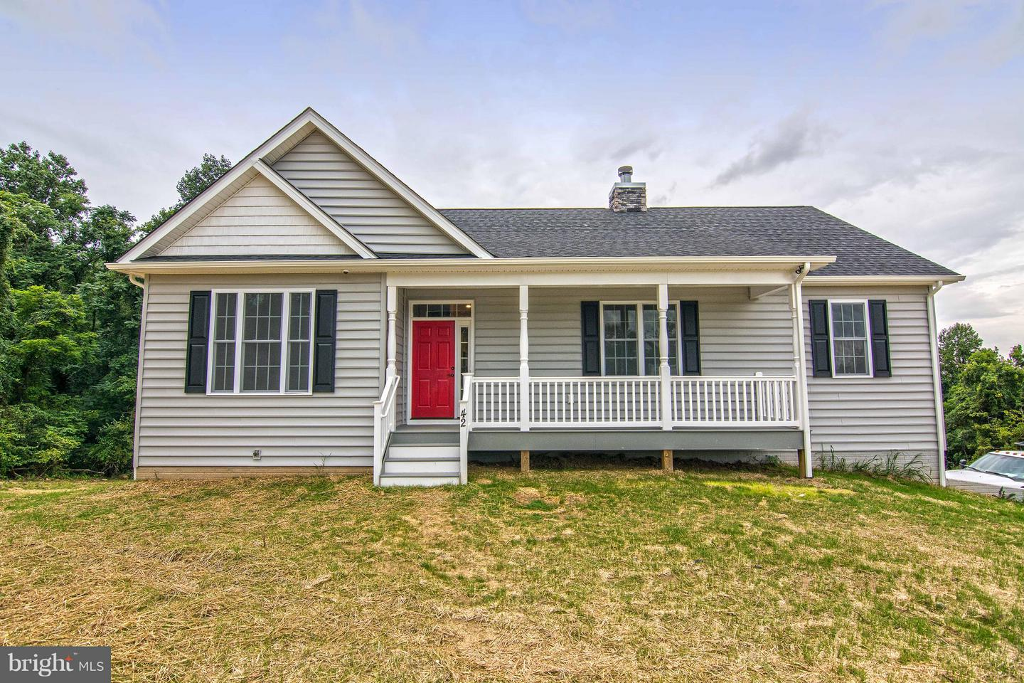 Single Family for Sale at 4-Lot Buck Mountain Rd Front Royal, Virginia 22630 United States