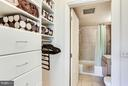 Walk in Closet - 800 4TH ST SW #N111, WASHINGTON