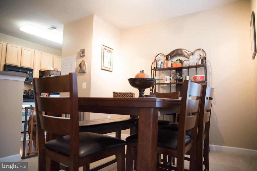 Eat-In Dining Room - 42492 MAYFLOWER TER #103, ASHBURN