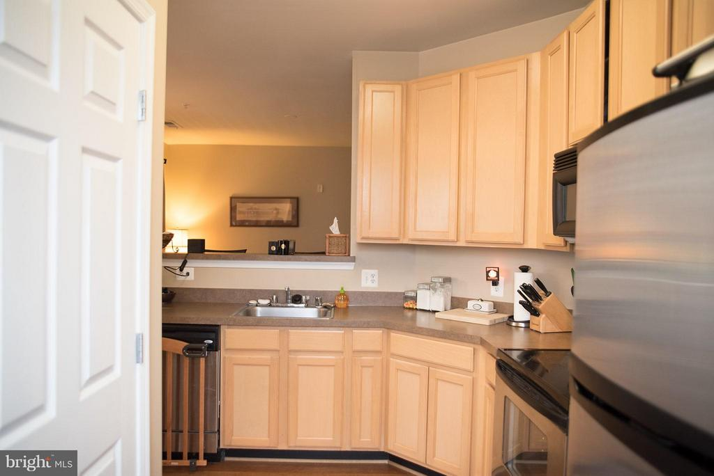 Kitchen - 42492 MAYFLOWER TER #103, ASHBURN