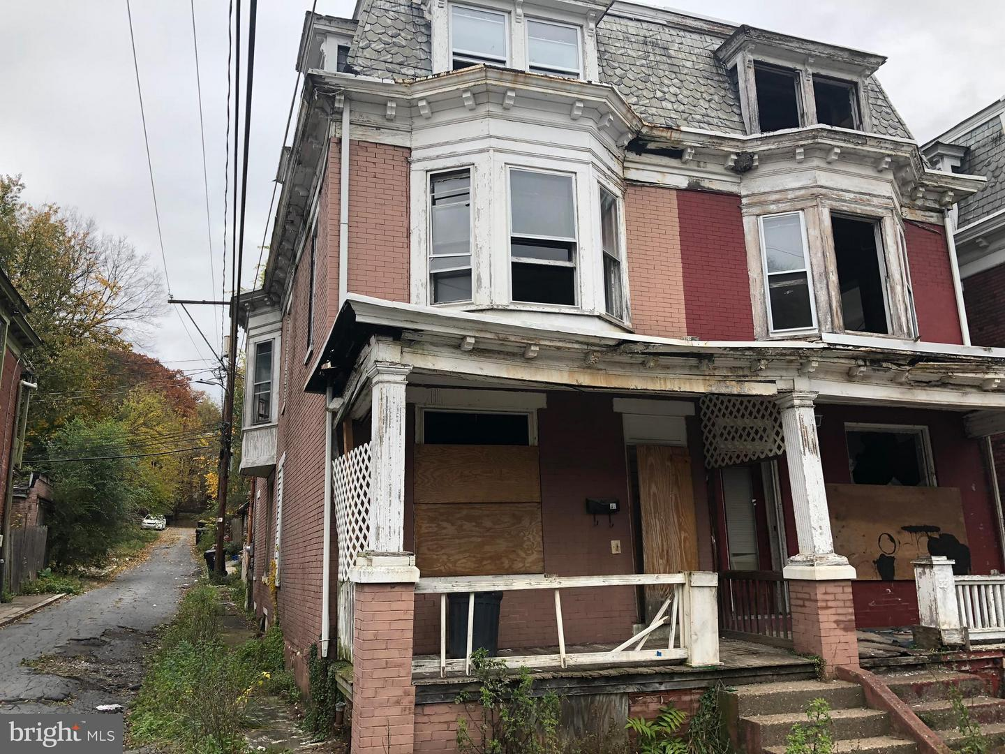 Single Family Homes pour l à louer à Harrisburg, Pennsylvanie 17103 États-Unis