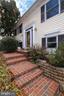 Brick Front Walkway - 6055 PARK WOODS TER, BURKE