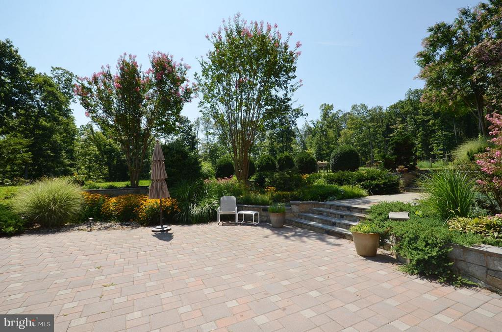 Patio / Pool Area - 41155 TROTTER LN, PAEONIAN SPRINGS