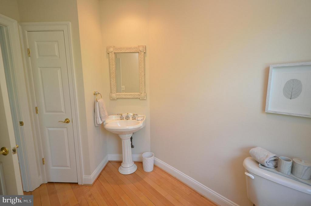 Powder Room - 41155 TROTTER LN, PAEONIAN SPRINGS