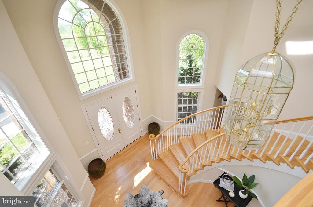Two Story Foyer - 41155 TROTTER LN, PAEONIAN SPRINGS