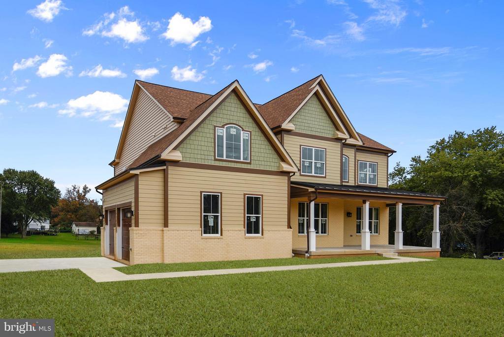 Exterior (Front) - 7500 NEEDWOOD RD, ROCKVILLE