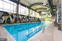 Indoor Pool (Club House) - 14826 POTOMAC BRANCH DR #257A, WOODBRIDGE