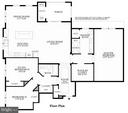 Westfall Floor Plan - 21025 ROCKY KNOLL SQ #206, ASHBURN