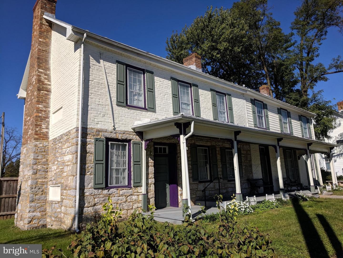 Photo of home for sale at 7793 Main Street, Middletown VA