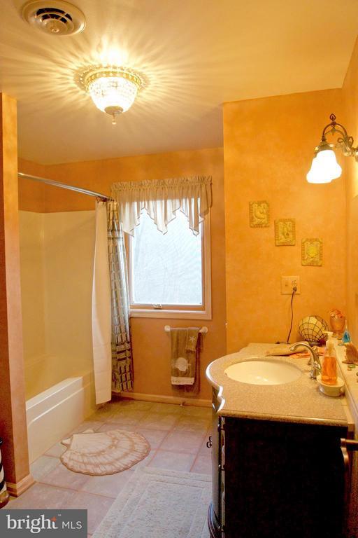 Hall Bath - 3970 PANHANDLE RD, FRONT ROYAL