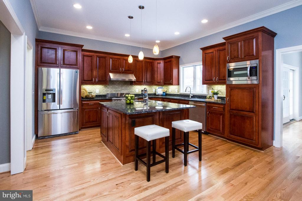Picture From Recently Completed Home - 1744 PIMMIT DR, FALLS CHURCH