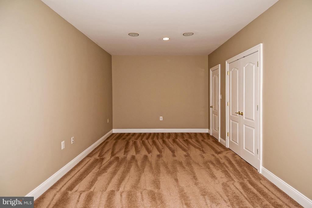 Bonus Room in Basement can be used as Bedroom - 12612 KAHNS RD, MANASSAS