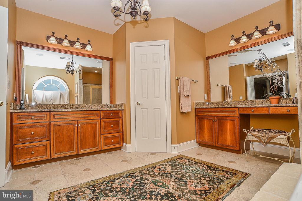 Master Bath - 41727 PUTTERS GREEN CT, LEESBURG