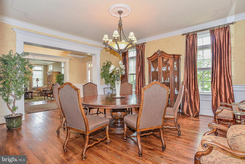 Formal Dining Room - 41727 PUTTERS GREEN CT, LEESBURG