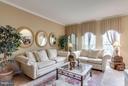 Living Room - 12 NEWBURY DR, STAFFORD