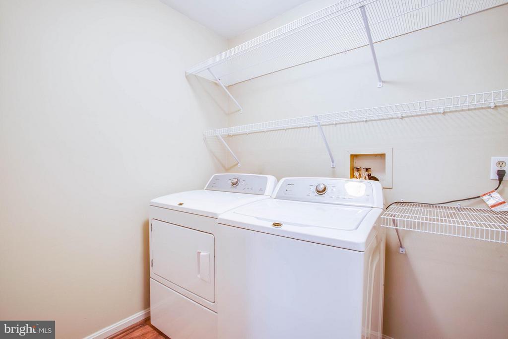 Laundry Room - 5 STABLE WAY, FREDERICKSBURG