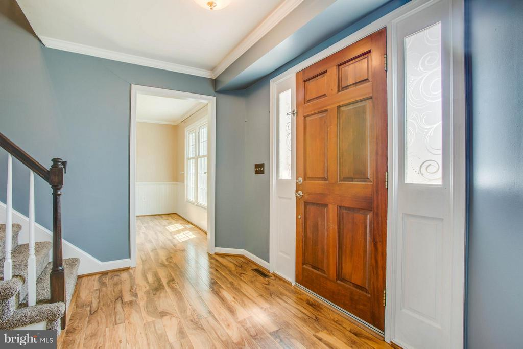 Entrance Foyer - 5 STABLE WAY, FREDERICKSBURG
